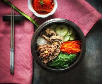 Korean (Mince Pork)