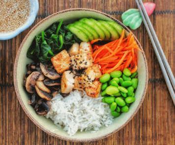 Korean (Vegetarian, Vegan)