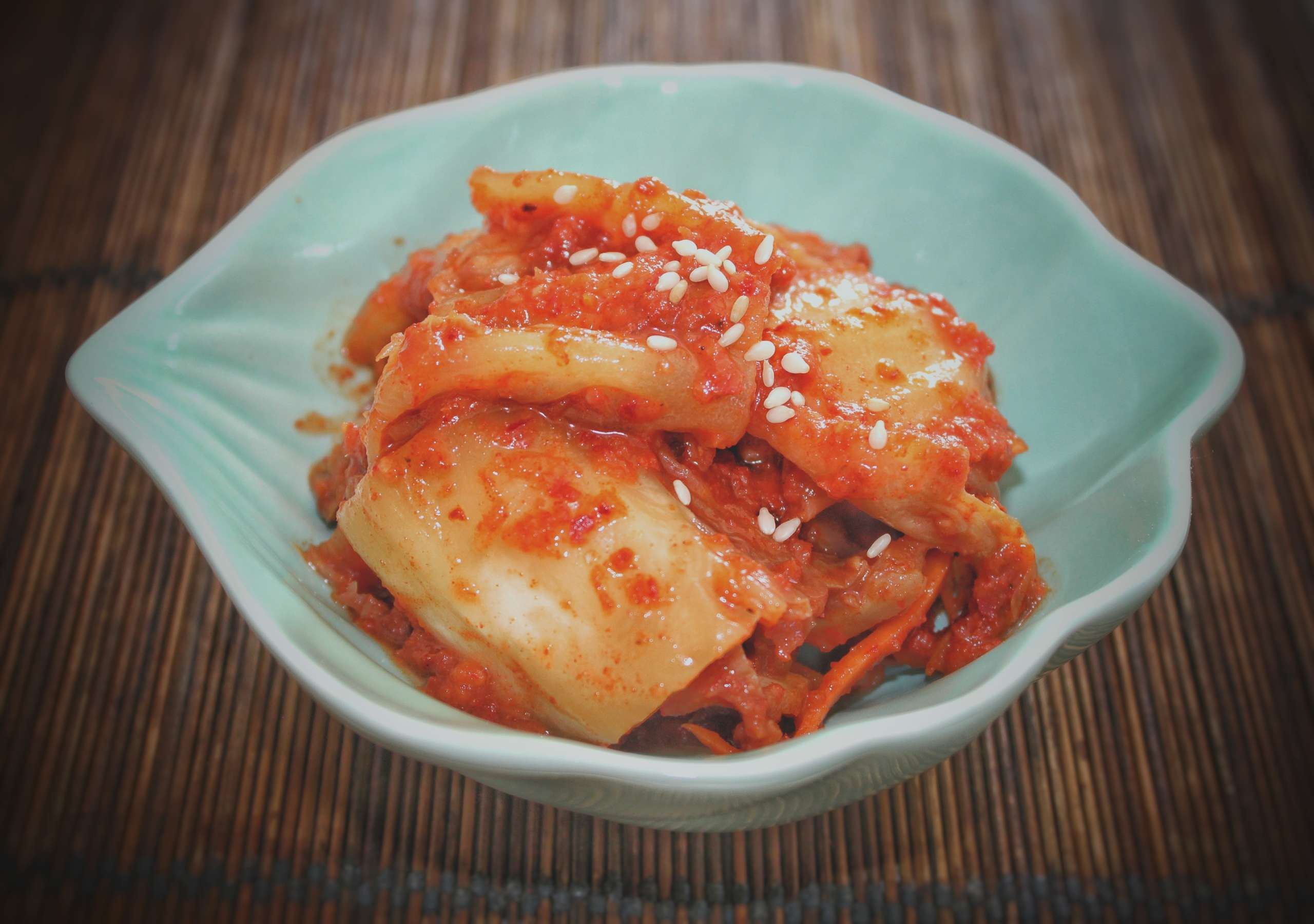 Kimchi fait Maison (1 euro)